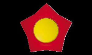 Zvezda (žuto / crvena)