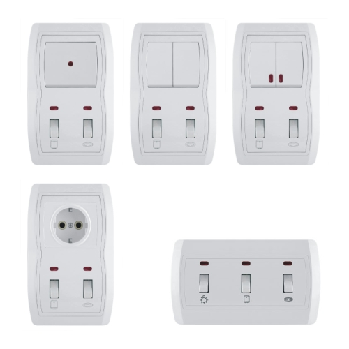 Sklopke za kupatilo (indikatori)