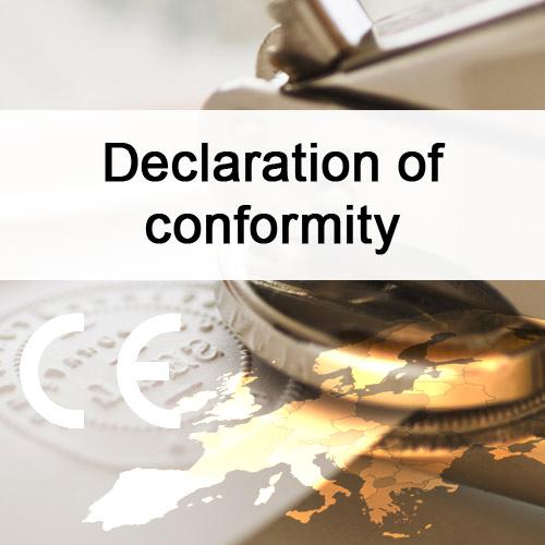 declaration-of-conformity