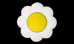 Cvet (žuto / beli)