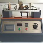 Glow wire test device