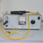 Device for high-voltage testing